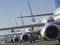 Ryanair lansează primele zboruri din Cluj