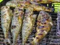 Reteta saptamanii: Peşte oceanic la grătar