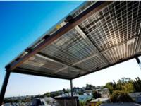 Parc fotovoltaic la Axente Sever