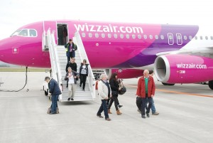WizzAir suplimentează zborurile de pe Aeroportul Internațional Sibiu