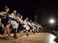 Junii Sibiului au cântat și au dansat pentru românii din Spania | FOTO