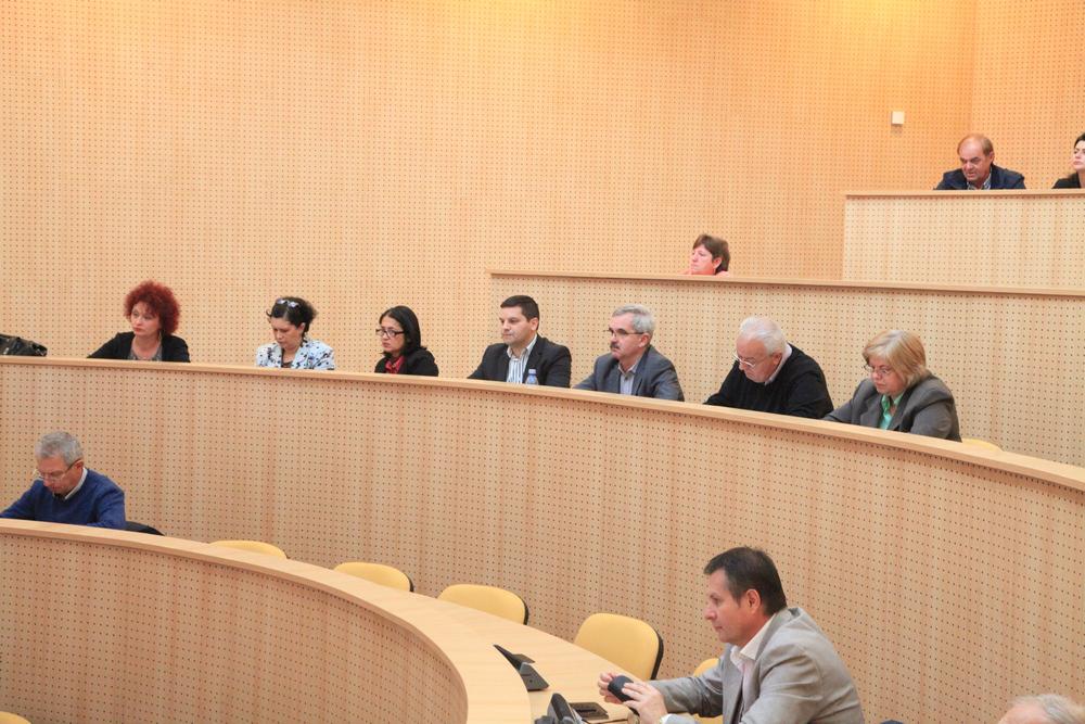 Acţiunea a fost organizată de către Liga Citadină a Serviciilor Publice şi Comunale din România, în calitate de promotor al proiectului, cu sprijinul Instituţiei Prefectului Judeţului Sibiu şi al Consiliului Judeţean Sibiu