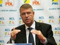 Klaus Iohannis, candidatul ACL la alegerile prezidențiale