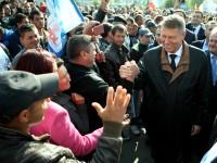Ziua Unității Germane, sărbătorită la București în prezența lui Iohannis