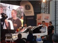 Un test reușit pentru Sibiu Rally Team