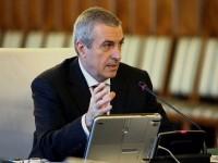 Tăriceanu: Domnul Iohannis nu are calificarea necesară pentru Președinția României