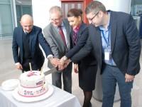 Aripi spre Germania!Wizz Air a inaugurat ruta Sibiu – Dortmund | FOTO