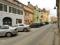 Străzile Tribunei şi Revoluţiei, redate oficial traficului după modernizare