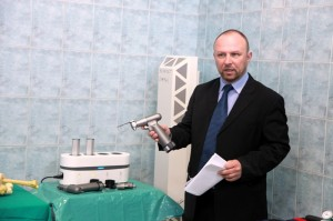 SCJU Sibiu – reprezentat la Congresul German de Ortopedie şi Traumatologie de la Berlin