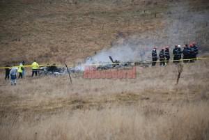 Opt militari și-au pierdut viața și alți doi au fost răniți în urma prăbușirii unui elicopter militar IAR-330 PUMA