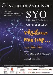S-au pus în vânzare biletele pentru Concertul de Anul Nou