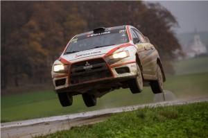 Sebastian Barbu a terminat sezonul cu podium în European Rally Trophy