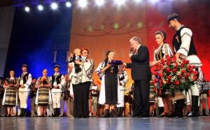 Coregraful Ioan Macrea, cetățean de onoare al județului Sibiu