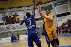 Primul meci din actualul sezon al LNBM, în deplasare la Timișoara
