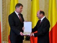 """Înțepătura lui Băsescu: """"Domnul Iohannis ar trebui să plece la Sibiu…"""""""