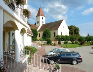 biserica evanghelica turnisor