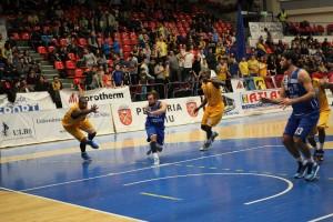 CSU Atlassib Sibiu a pierdut meciul cu Mureșul