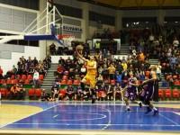 Primul meci din 2016, în deplasare la Steaua CSM Eximbank