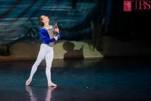 Mihai Mezei de la Teatrul Naţional Split, Croaţia, dansează la începutul anului la Teatrul de Balet Sibiu