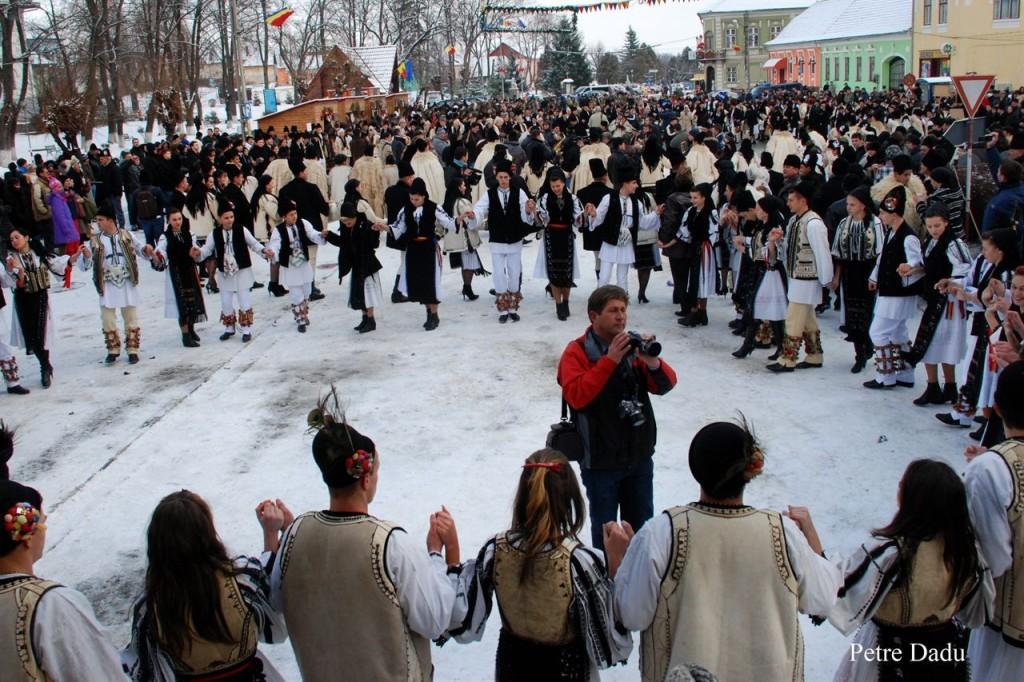 Frumusețea peisajelor naturale și cea a  obiceiurilor tradiționale au atras, din nou, mii de turiști în Mărginimea Sibiului