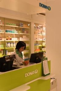 Prima farmacie cu design nou din Sibiu