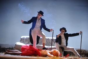 De trei ori Silviu Purcărete săptămâna aceasta la Teatrul Național Radu Stanca Sibiu