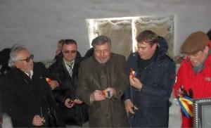 Turism la înălţime -Complex de gheaţă unic în România, la Bâlea Lac