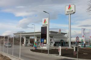 SOCAR a inaugurat prima benzinărie din Sibiu