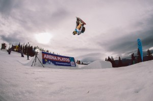 Transilvania Rookie Fest – spectacolul tinerilor snowboarderi
