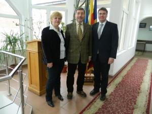 Ambasadorul Germaniei, în vizită la Avrig