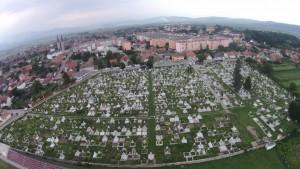 Avrig: cimitirul discordiei