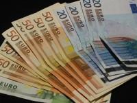 A șaptea ședință cu euro la 4,55 lei