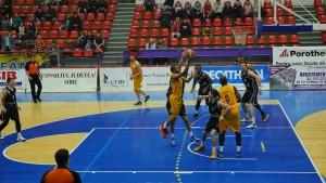 Meciurile de baschet ale BC CSU Sibiu se vor juca FĂRĂ spectatori
