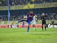 Liga I: Gaz Metan Mediaș – Steaua 1-2