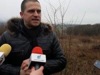 150 de puieți de gorun au fost plantați la Sadu | VIDEO