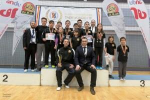 Juniorii PUMA Club – campionii României