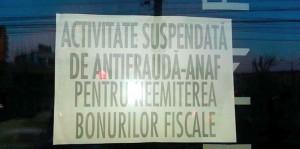 Au pus lacătul! Bilanțul primelor controale antifraudă în rândul firmelor din județul Sibiu