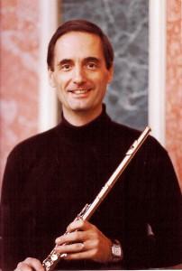 Flautistul Filarmonicii din Viena în concert la Sibiu