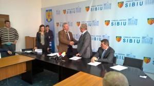Investiții în sate- Consiliul Județean Sibiu a împărțit banii de la Guvern