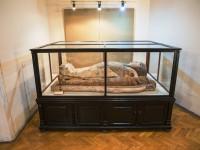 Mumiile egiptene: o poveste europeană. Mumia de la Sibiu a fost reconstituită digital în tehnică 3D