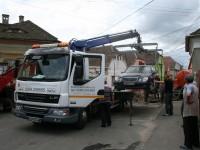 Poliția Locală va ridica mașinile parcate neregulamentarpe locurile destinate persoanelor cu dizabilități
