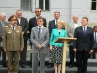 România pregăteşte formalităţile pentru cumpărarea celei de a doua escadrile de 12 avioane F16