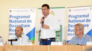 Pe urmele banilor – Caravana PNDR 2014 – 2020 ajunge, săptămâna viitoare, în județul Sibiu
