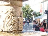 Opt puncte de prim ajutor împotriva caniculei în municipiul Sibiu