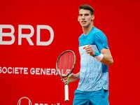 Victor Cornea, învins în primul tur la Poznan