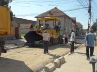 Începe amenajarea giratoriului de la intersecția străzilor Bâlea, Ștefan cel Mare și Moldoveanu. Patru străzi se închid pentru modernizare