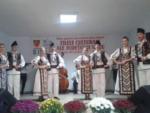 """""""Zilele Culturale ale Judeţului Sibiu"""" au ajuns în Ţara Secaşelor"""