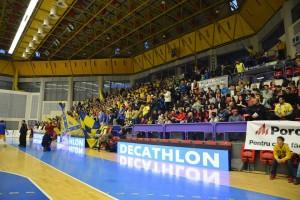 CSU Atlassib Sibiu își învită fanii la Decathlon!