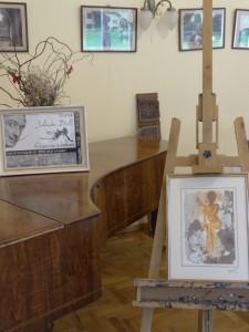Ați văzut un Dali? -Vizitatorii Palatului Brukenthal din Avrig pot admira operele lui Salvador Dali