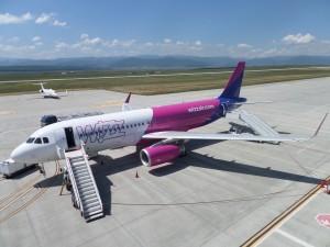 Mai multe zboruri de pe Aeroportul Internaţional Sibiu